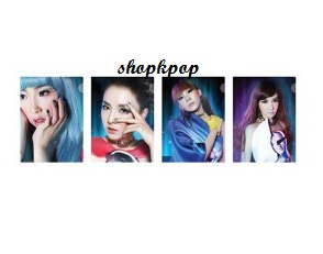 2NE1 AON CLEAR FILE SET80