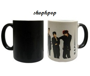 B.A.P FAN MEETING OFFICIAL GOODS -  BAP 2ND BABY DAY MUGCUP 109