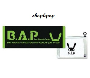 B.A.P Official Slogan 67