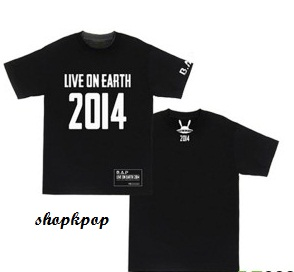 B.A.P Official T-shirt Ver.3 L 132
