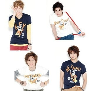 SHINee I'm a Superstar Maypole T-Shirt Size: M to XL Type: Key,JongHyun,Taemin,Minho RM65 Include Postage